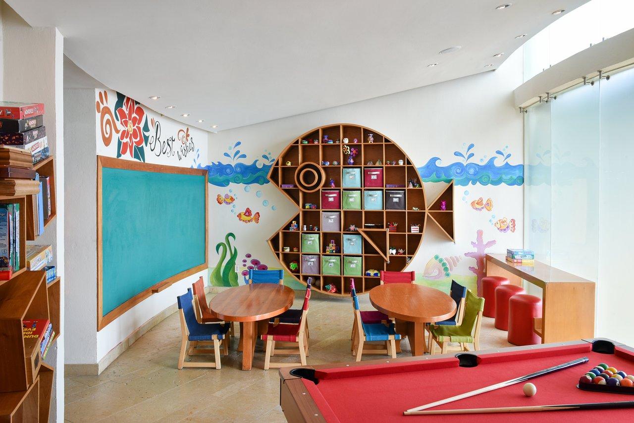 Rosewood Mayakoba Kids room