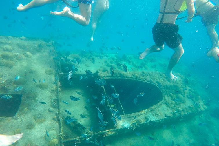 Ultimate Shipwreck Snorkel; Courtesy Tripadvisor Traveler/Missy