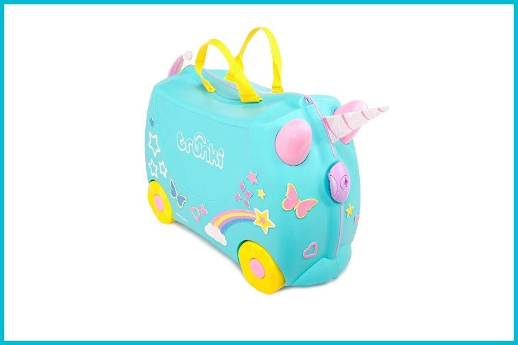 Roll With It The Best Kids Rolling Luggage 2020
