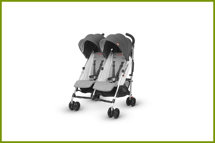 UPPAbaby G Link Stroller in Charcole
