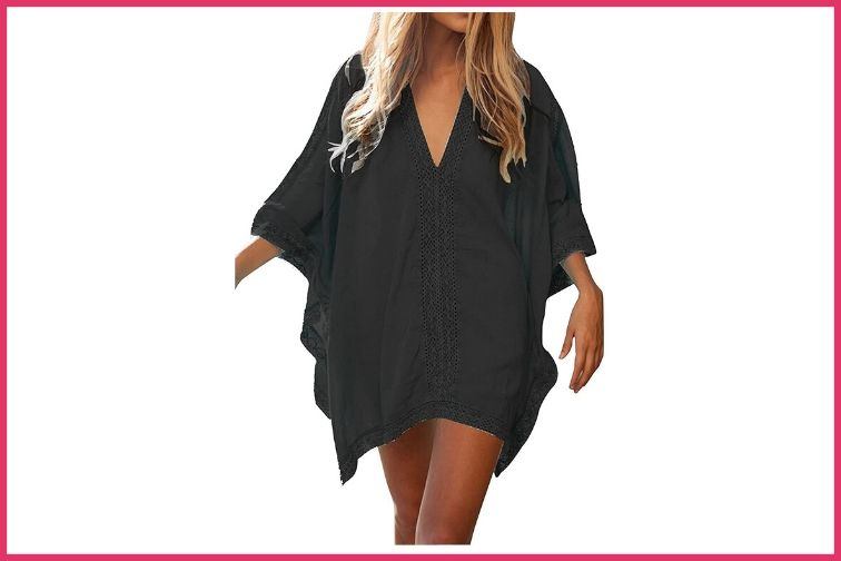 Walant Womens Oversized Beach Cover Up