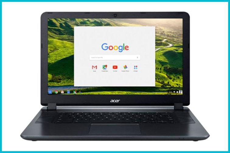 Acer Chromebook laptop; Courtesy of Best Buy