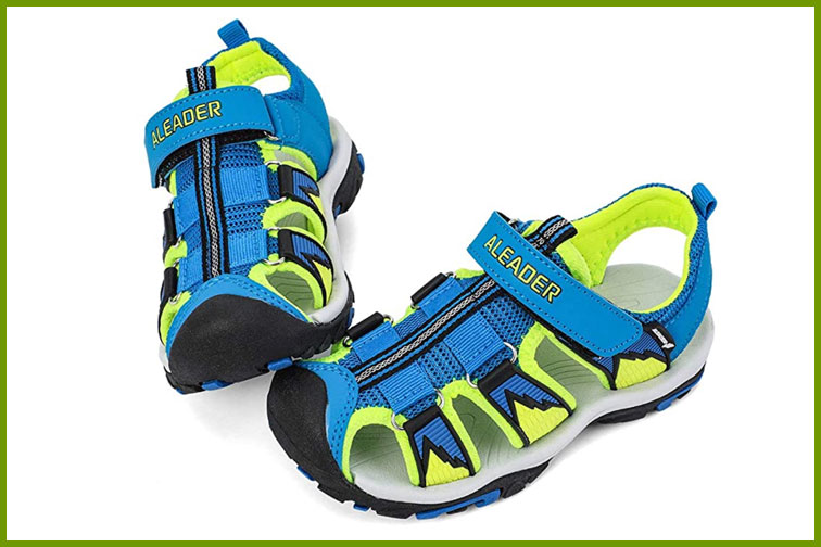 ALEADER Kids Youth Sport Water Hiking Sandals; Courtesy of Amazon