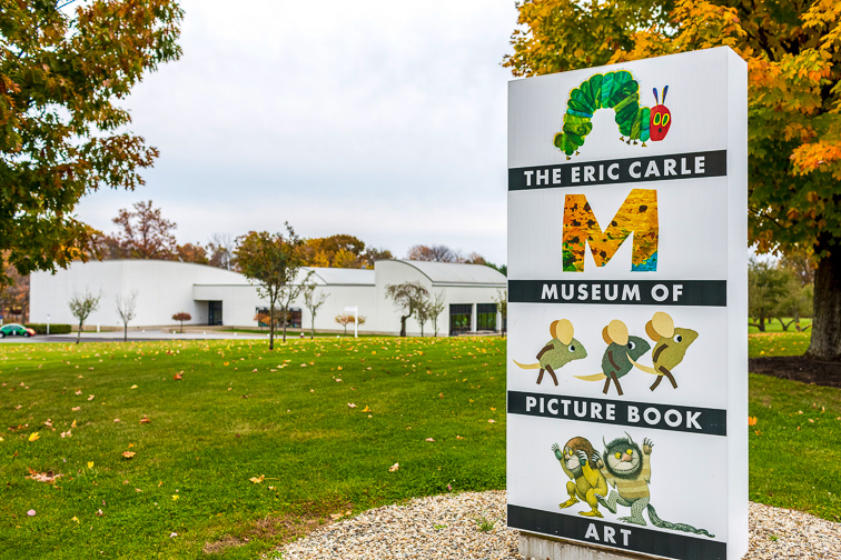Eric Carle Museum of Picture Book Art.; Courtesy Seth Kaye Photography