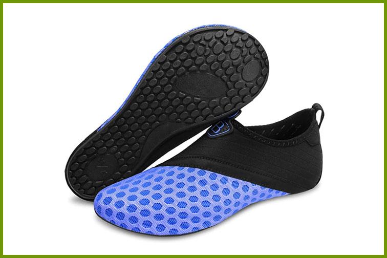 Barerun Barefoot Water Sports Shoe; Courtesy of Amazon