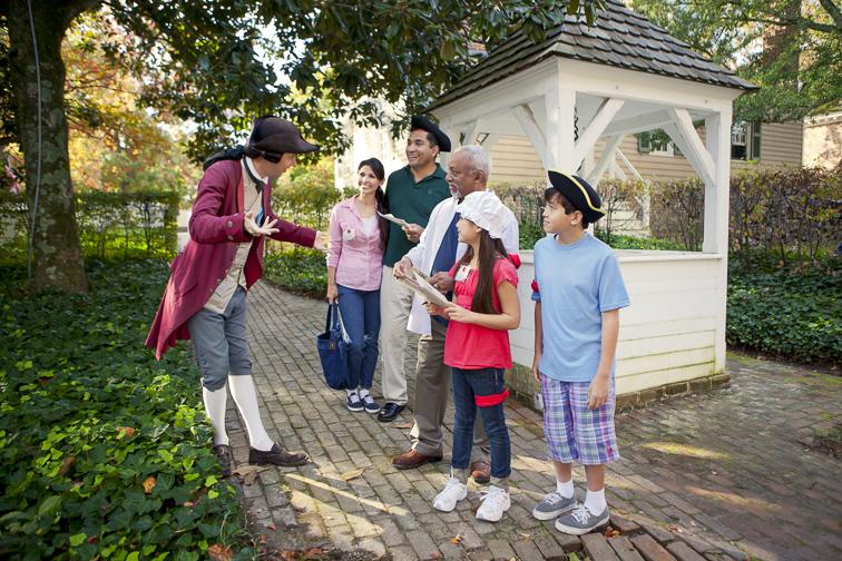 Colonial Williamsburg; Courtesy Darnell Vennie/The Colonial Williamsburg Foundation