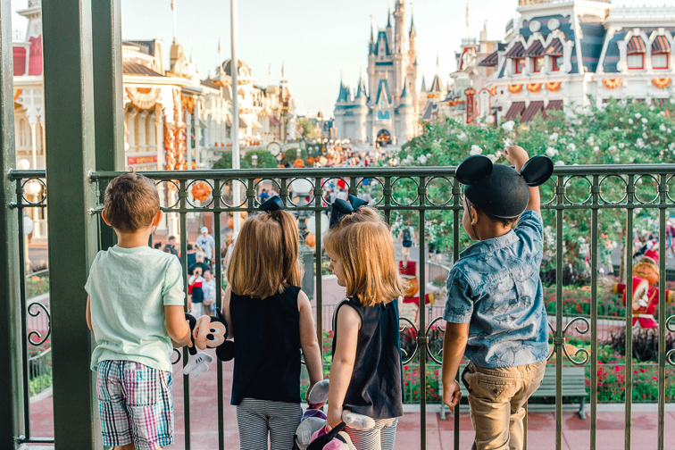 Disney's Magic Kingdom; Courtesy Disney