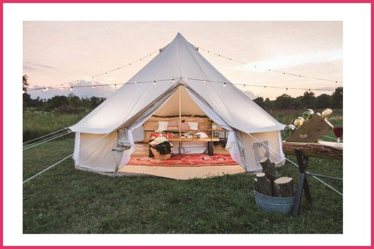 Dream House Tent