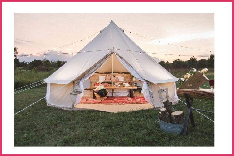 Dream House Tent