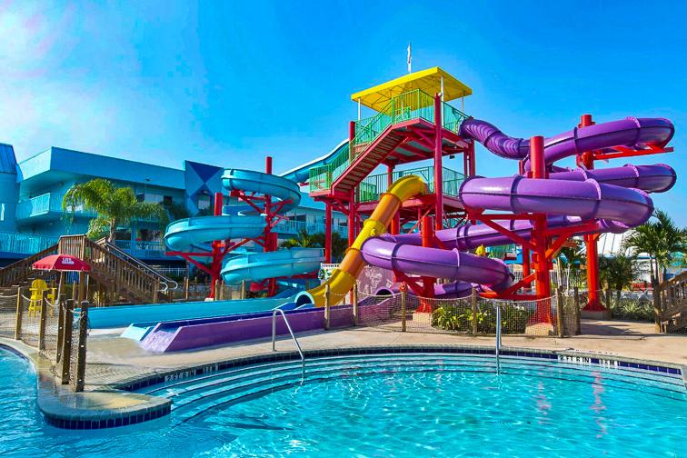 Flamingo Waterpark Resort; Courtesy Flamingo Waterpark Resort