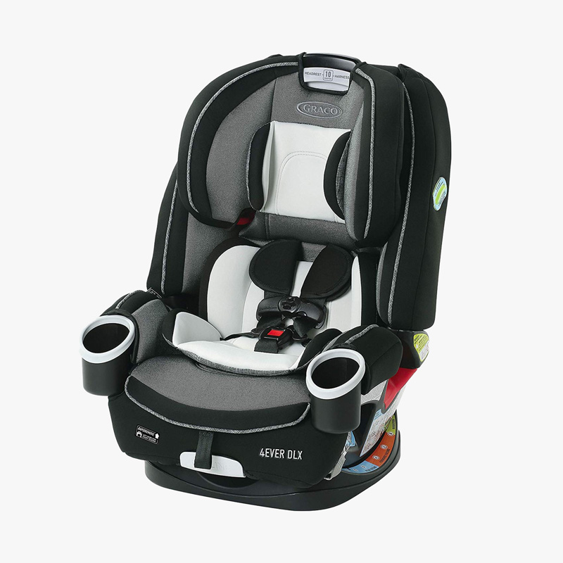 Graco 4Ever DLX 4-in-1 Convertible Car Seat; Courtesy Amazon