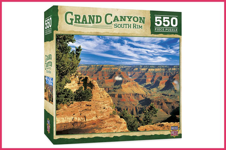 Grand Canyon Puzzle; Courtesy of Walmart
