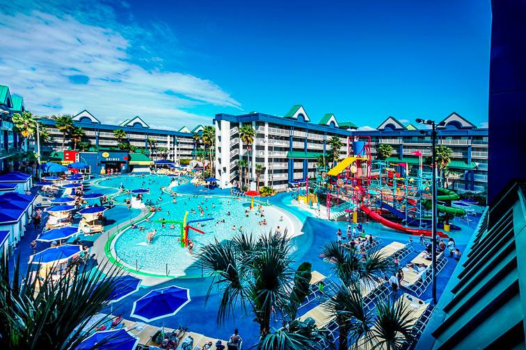 Holiday Inn Resort Orlando Suites; Courtesy Holiday Inn Resort Orlando Suites