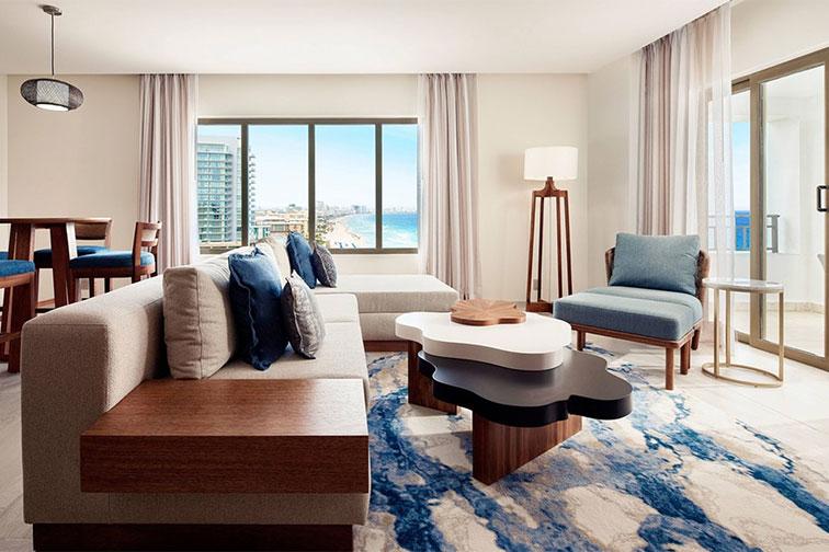 JW Marriott Cancun Resort & Spa; Courtesy of JW Marriott Cancun Resort & Spa