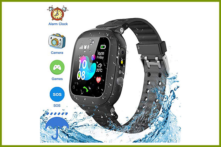 Jsbaby Kids Smartwatch; Courtesy of Amazon