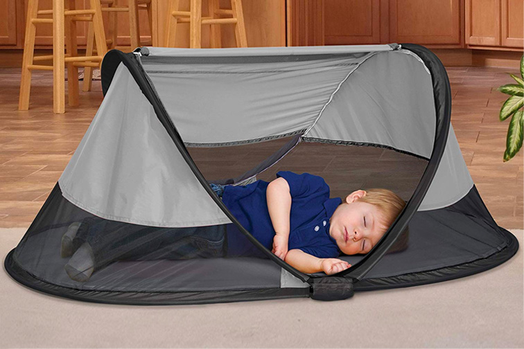 KidCo PeaPod Travel Bed; Courtesy Amazon