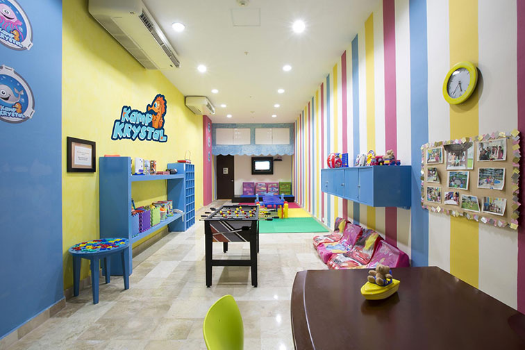 Hotel Krystal Cancun; Courtesy of Hotel Krystal Cancun