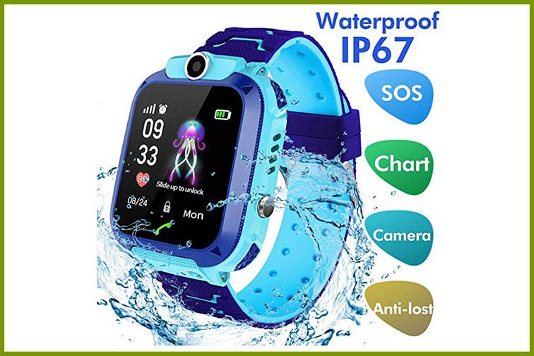 LDB Kids Smartwatch; Courtesy of Amazon