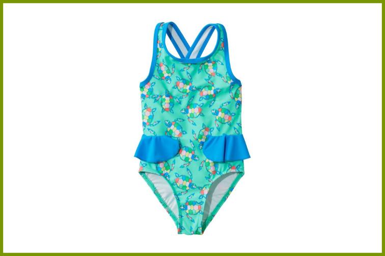 LLBean Toddler Bathing suit