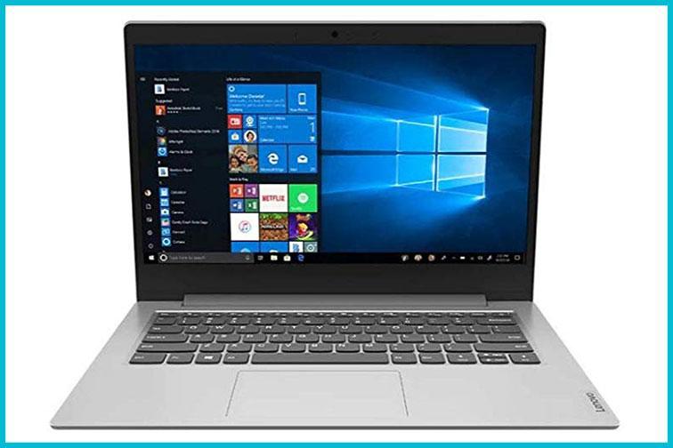 Lenovo IdeaPad laptop: Courtesy of Amazon