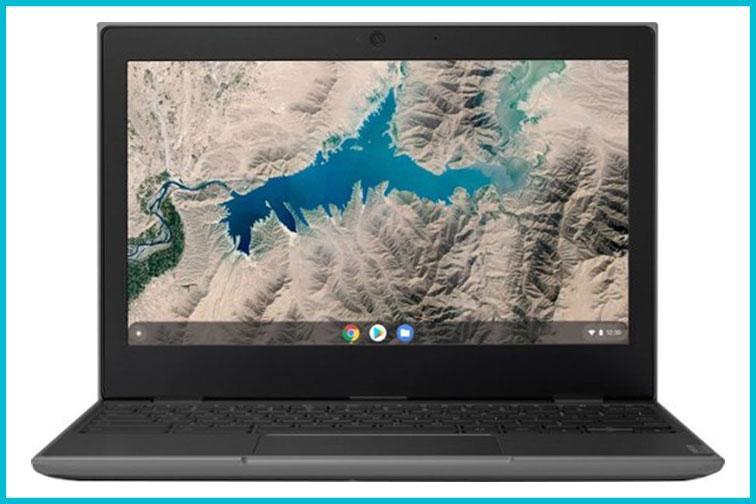 Lenovo laptop; Courtesy of Best Buy