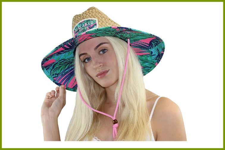 Malabar Hat Co. Straw Hat
