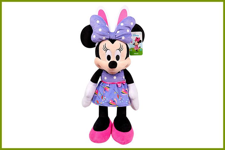 Minnie Mouse Plush Toy; Courtesy of Amazon