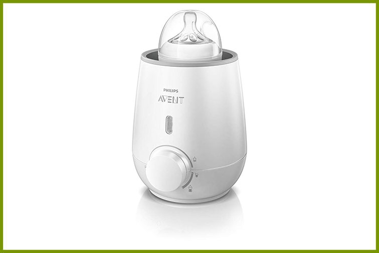 Philips Avent Bottle Warmer; Courtesy of Target