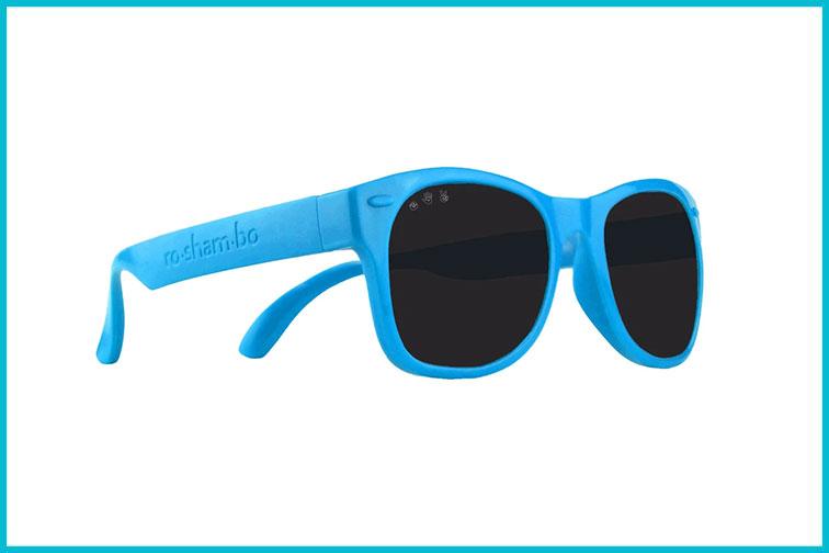 Roshambo Sunglasses; Courtesy of Roshambo Sunglasses