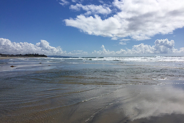 Seaside Beach in Cardiff State Beach; Courtesy Tripadvisor Traveler/MarcusandKimmy