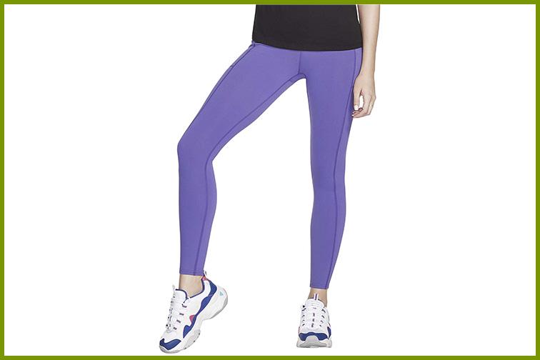 Sketchers Go Walk GoFlex Two-Pocket Yoga Leggings; Courtesy Amazon