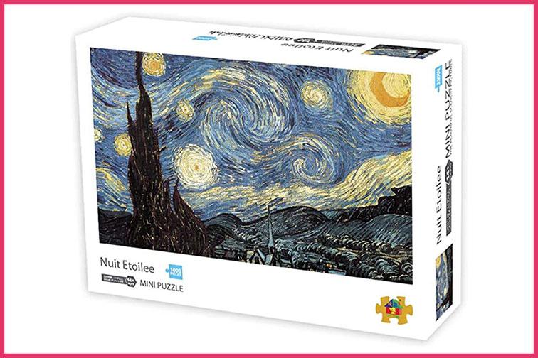 Starry Night Puzzle; Courtesy of Amazon
