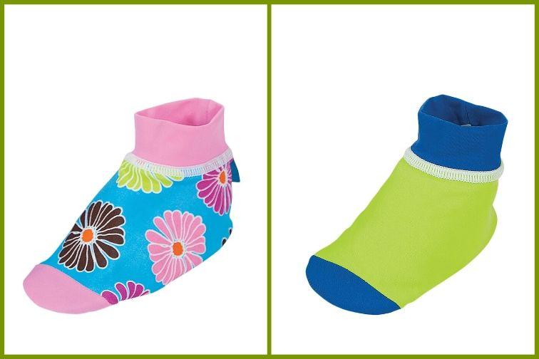 Sun Smarties UPF 50+ Non-Skid Sand and Water Socks