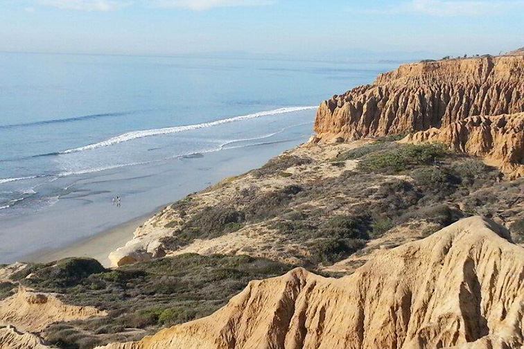 Torrey Pines State Beach; Courtesy Tripadvisor