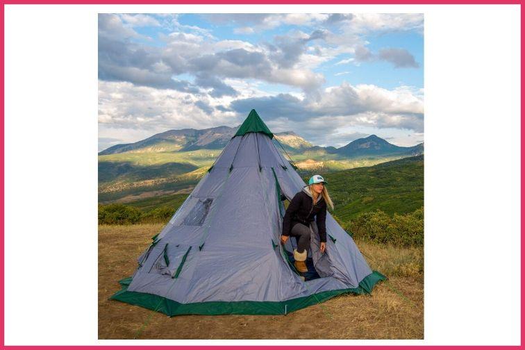 Winterial Teepee Tent