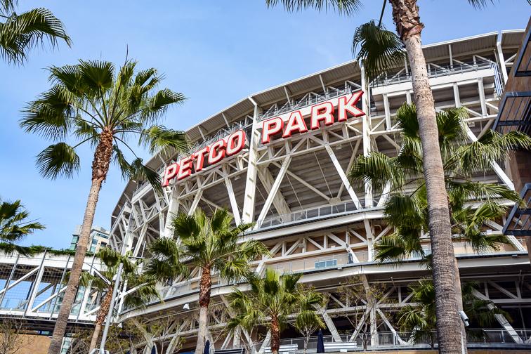 Petco Park – San Diego, CA; Courtesy meunierd/Shutterstock
