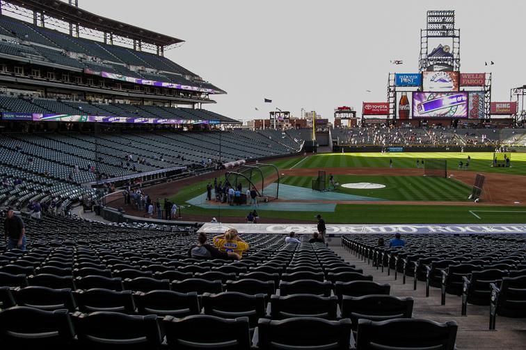 Coors Field – Denver, CO; Courtesy Frank Romeo/Shutterstock