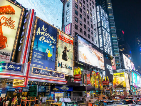 broadway musicals new york city