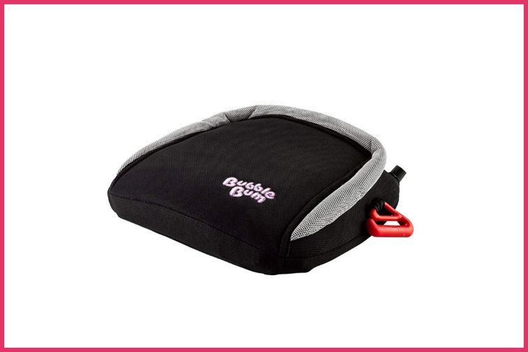 Bubblegum Inflatable Car Seat
