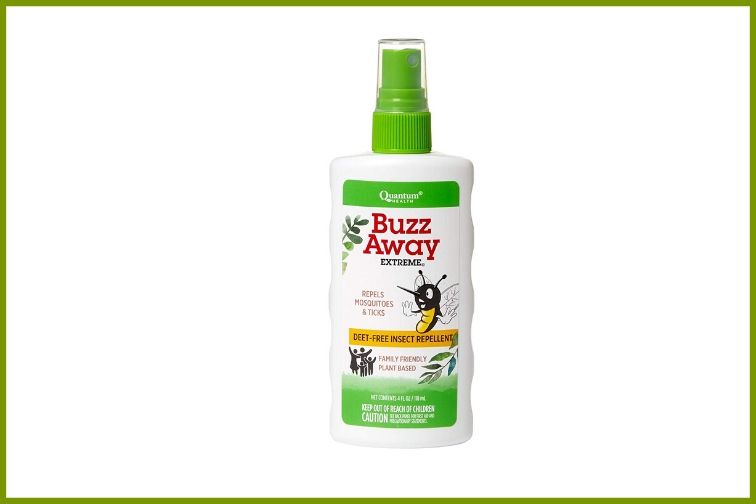 Buzz Away insect repellent