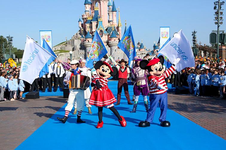 disneyland paris; Courtesy Disney