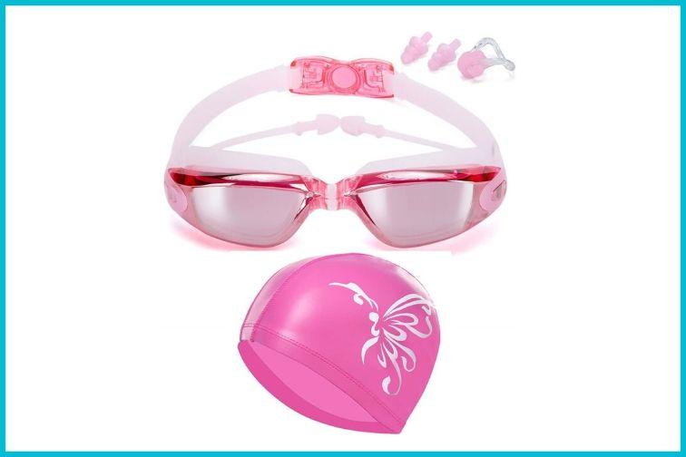 Giovanni Swim Goggle Set