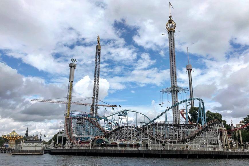 Grona Lunds theme park in sweden; Courtesy Tripadvisor Traveler/134johannar