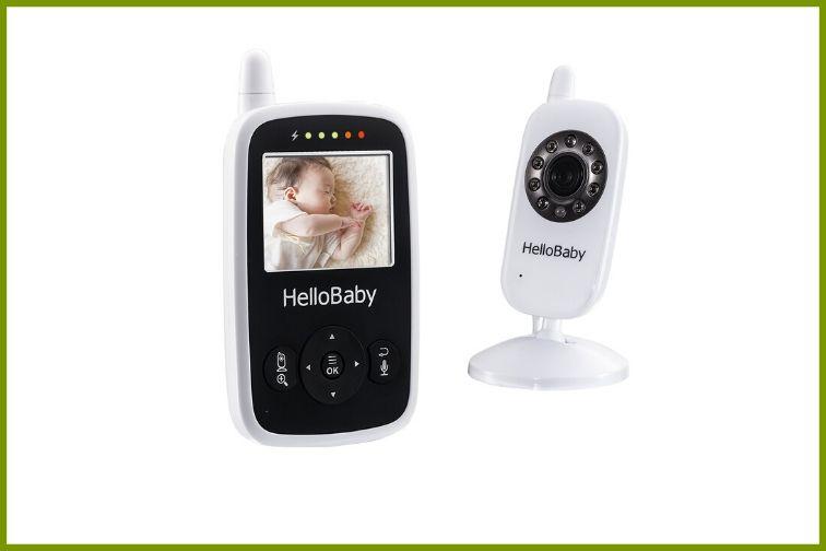 Hello Baby Wireless Monitor