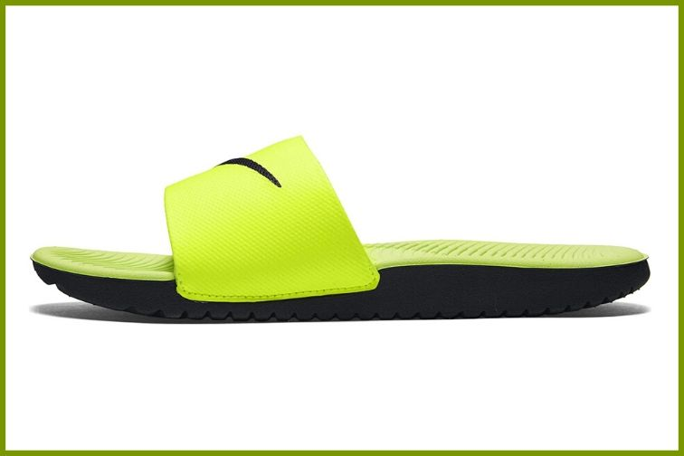 Nike Kids' Kawa Slide Athletic Sandal