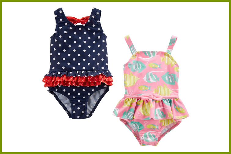 Simple Joys by Carter's Swimsuits