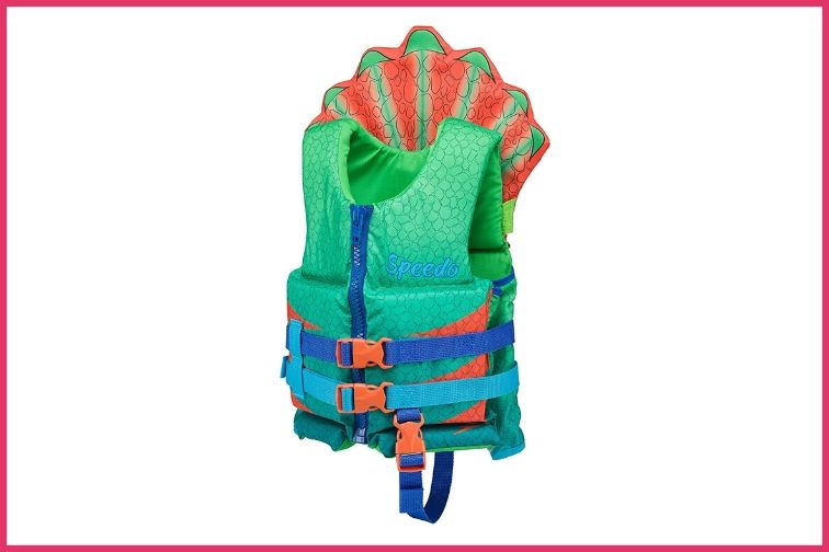 Speedo Supersaurus Personal Life Jacket
