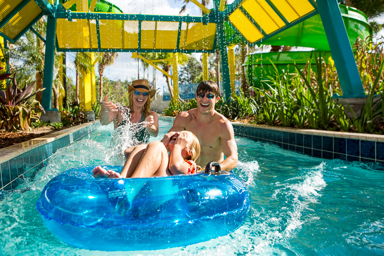 The Grove Resort & Water Park; Courtesy The Grove Resort & Water Park
