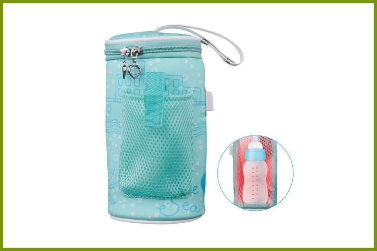 AOZBZ Baby Bottle Warmer Bag