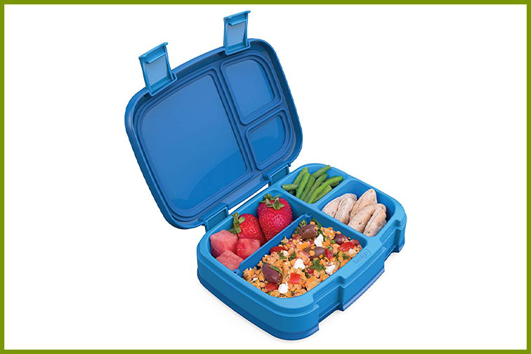 Bentgo Lunch Box; Courtesy of Amazon